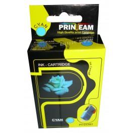 Tinta CANON CLI 521 Cyan